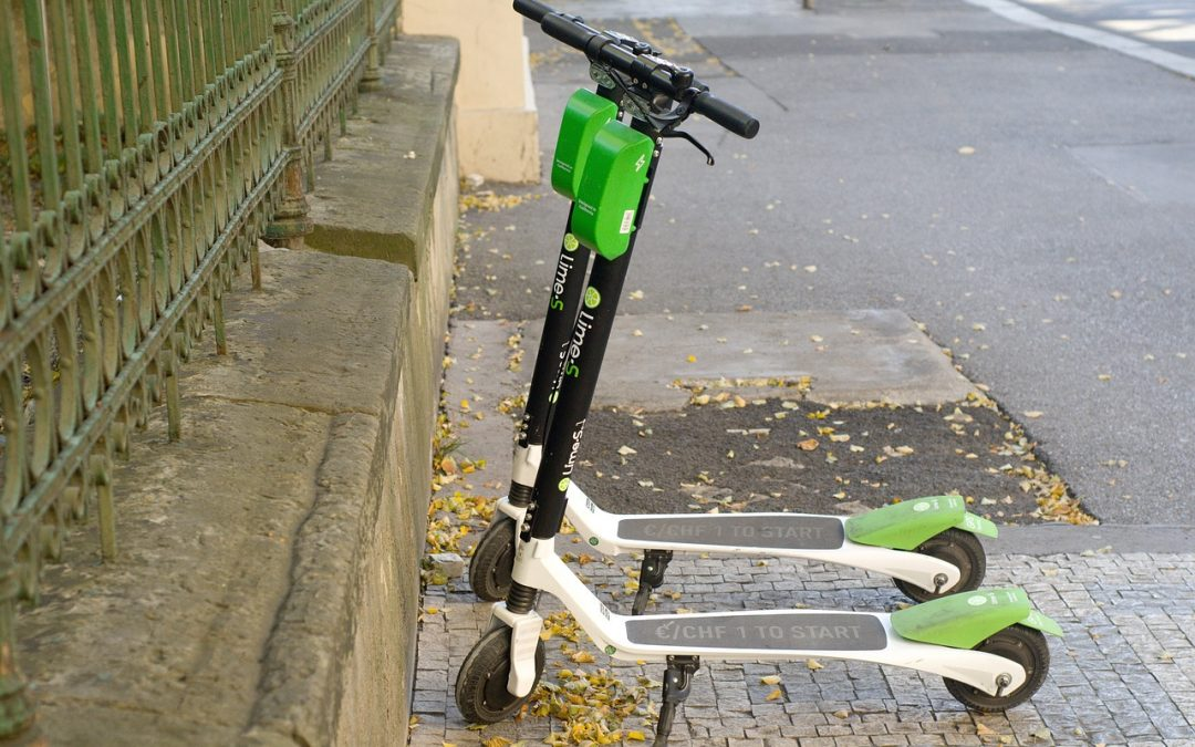 Lime Scooter Hit and Run Accidents in Spokane